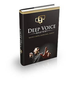 how to make your voice deeper